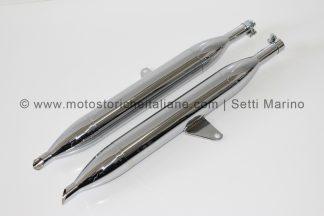 Marmitta modello moto ISO Isomoto 150