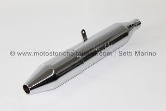 Marmitta modello moto Guzzi Airone 250 a cono