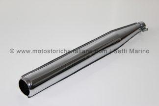 Marmitta modello ricambi moto Guzzi Stornello 160 5V