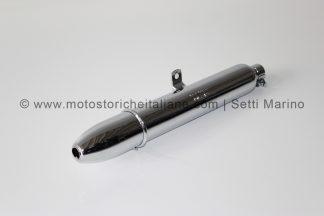 Marmitta modello moto Morini 98 Sbarazzino