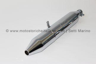 Marmitta modello moto MV Agusta 175 CSGT (1957)